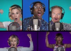 Gwiazdy, także LGBT, śpiewają dla Hillary