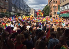 Stockholm Pride na naszym Twitterze i Facebooku