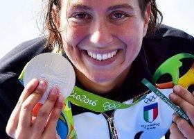 Coming out srebrnej pływaczki w Rio