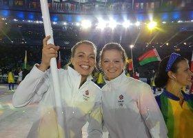 Rio: małżonki zdobywają złoto