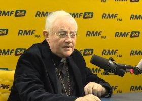 """Abp Hoser o """"lobby gejowskim"""" w polskim Kościele"""