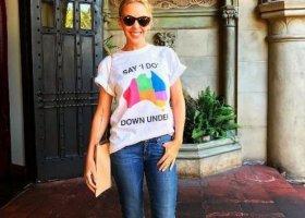 Kylie Minogue poczeka z małżeństwem na pełną równość