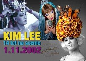 Kim Lee już 14 lat na scenie!