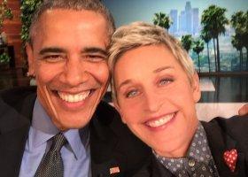 Ellen DeGeneres otrzyma medal od Obamy
