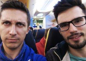 Greg i Sylwester w podróży
