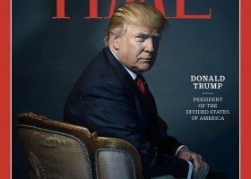 TIME: Donald Trump człowiekiem roku