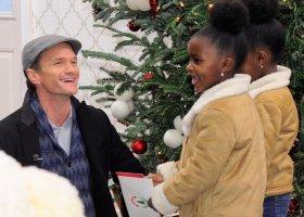 Neil Patrick Harris: świąteczne drzewko? Tylko prawdziwe!