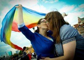Dwie kochające się kobiety w naszym kraju to nic dziwnego
