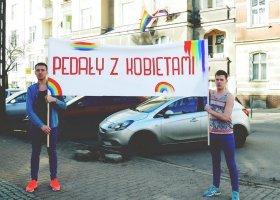 Tęczowe Manify w Polsce