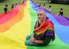 Zmarł Gilbert Baker, twórca tęczowej flagi