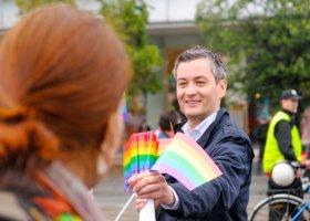 Biedroń: jeśli Kaczyński mnie wkurzy, wystartuję w wyborach