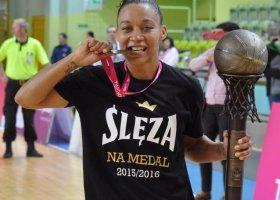 Gwiazda Basket Ligi Kobiet ma żonę