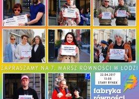 W sobotę Marsz Równości w Łodzi!