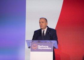 Schetyna: związki partnerskie na sztandarach w walce z PiS-em? Ślepa uliczka