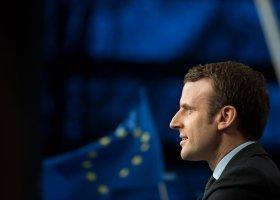 Macron wygrywa pierwszą turę wyborów we Francji