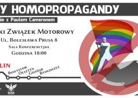 Cameron ponownie w Polsce
