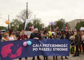 Krakowski Marsz Równości za nami!