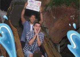 Zaręczyny w Disneylandzie