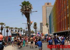 Parada w Tel Awiwie