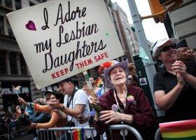 Mama lesbijek od 45 lat walczy o równość