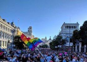 WorldPride w Madrycie