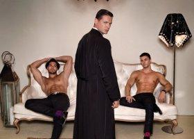 Gejowska orgia w Watykanie