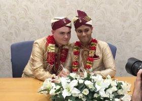 Pierwszy w Wielkiej Brytanii muzułmański ślub?