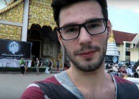Wakacje w Tajlandii, homofobia i... Jacyków