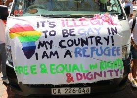 """Uchodźcę odesłano do Ghany, bo """"nie wyglądał na geja"""""""