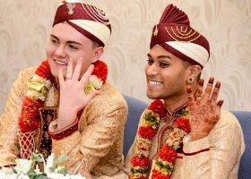 Ustawiane małżeństwa w Wielkiej Brytanii