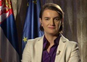 Ujawniona premierka Serbii o swojej seksualności