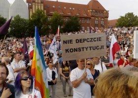 Kiedy przyszli po gejów nie protestowałem, nie byłem gejem