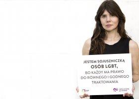 Małgorzata Szumowska: ważne, by bronić praw LGBT
