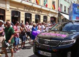 Najbardziej gejowskie miejsce w Niemczech