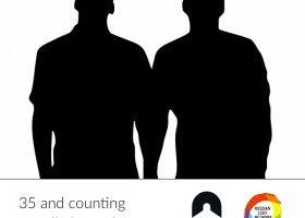Tęczowa kolej pomogła 31 gejom z Czeczenii