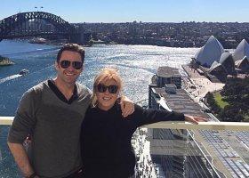 Hugh Jackman głosuje za równością w Australii