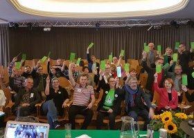 Równość małżeńska w programie Zielonych