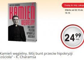 Książka Charamsy w promocyjnej cenie w... Biedronce!