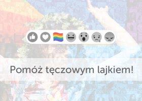 500 zł na Marsz Równości w Krakowie (dzięki Wam)