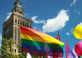 Hanna Gronkiewicz-Waltz powita aktywistów LGBT w Warszawie
