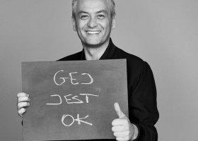 Robert Biedroń: gej jest ok!
