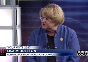 Tęczowa rada miasta w Palm Springs