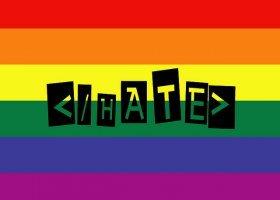 Pobity za rozmowę o homoseksualności
