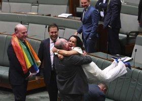 Australia z równością małżeńską!