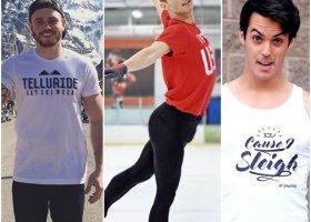 Trzech gejów na igrzyskach w Pjongczang?