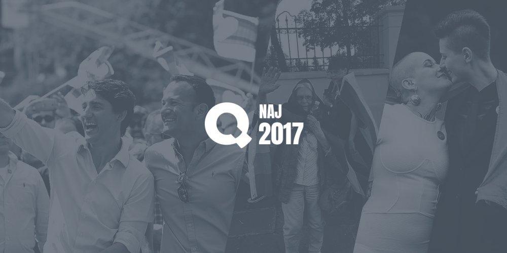 """Naj 2017: małżeństwa, Biedroń i """"Artykuł osiemnasty"""""""