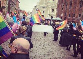 Toruński Marsz Równości wydarzeniem roku