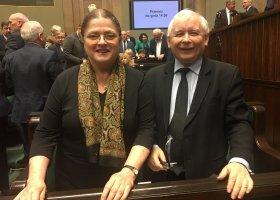 Krystyna Pawłowicz bez etatu na uczelni