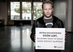 Maciej Stuhr: prawa musimy mieć wszyscy takie same