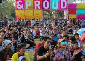 Pierwszy festiwal LGBT w Birmie